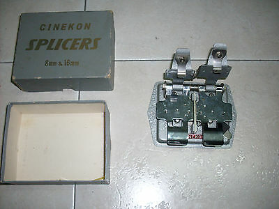 Giuntatrice Splicer Super 8 16 Mm Cinekon