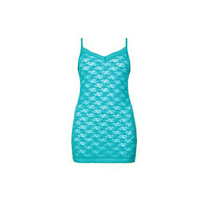 Marks & Spencer Womens Strappy Vest Top New M&S Aqua Halanka Lace Added Stretch