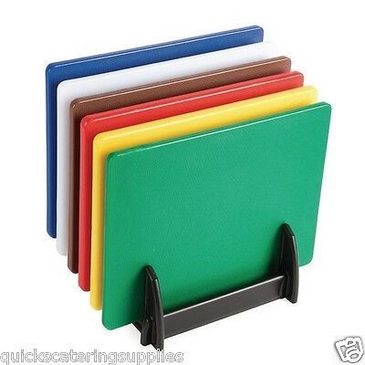 Professional Catering Chopping Board Colour Coded Cutting Boards Commercial