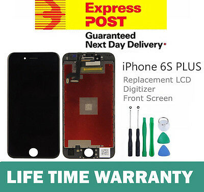 """for iPhone 6S PLUS 5.5"""" Black LCD Touch Screen Replacement Digitizer NEW"""