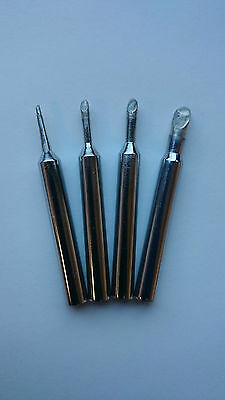 Replacement Antex Soldering Iron Tips various sizes for 18w & 25w irons