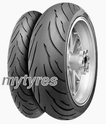 Motorbike tyres Continental ContiMotion M 180/55 ZR17 73W