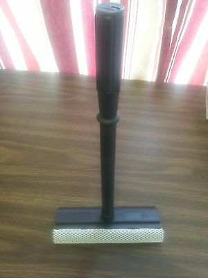 "Window/Windshield 20"" Squeegee With Rubber Scraper & Handle/Cars/Gas Stations"