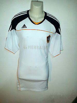 Maglia Shirt Trikot Maillot Jersey Camiseta Los Angeles Galaxy Mls Home Vintage