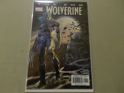 Wolverine The End #1 (Marvel 2004) Free Domestic Shipping