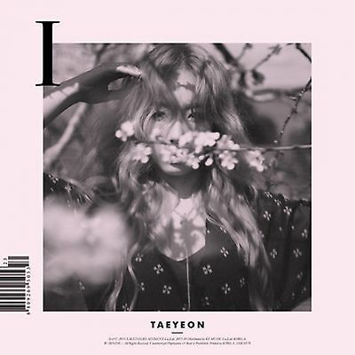 K-POP TAEYEON GIRLS GENERATION 1st Mini Album [I] CD+Photobook+Photocard Sealed