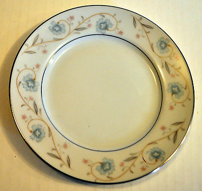 Fine China of Japan English Garden Bread & Butter Plate