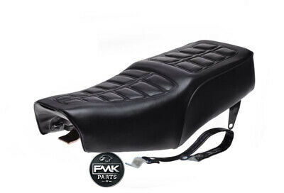 New Seat Saddle Black for Suzuki GN125 GN 125