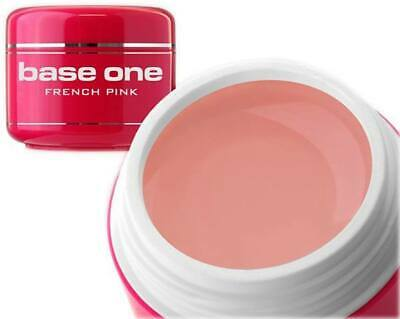 Silcare Base One French Pink 1 Phase UV Nail Gel 5g