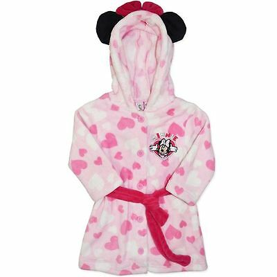 Minnie Mouse Dressing Gown - FAST 'N' FREE POSTAGE