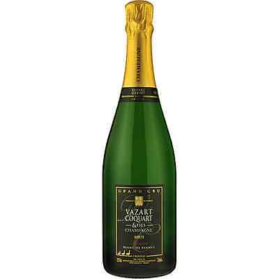 Exclusive French Champagne - VAZART-COQUART BRUT RESERVE GRAND CRU NV - 93pts