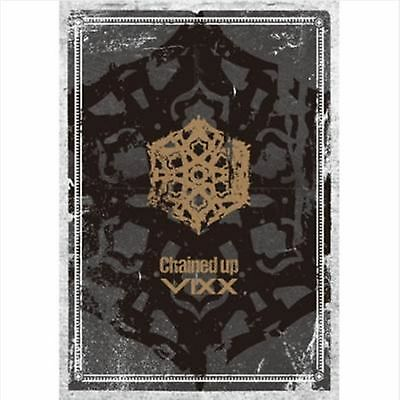 VIXX Vol.2 2nd Album [Chained Up] Freedom Ver.CD + Photocard + Photobook Sealed