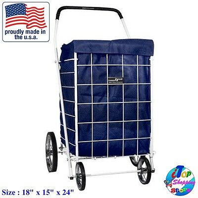 Cart Liner Shopping Basket bag Storage Waterproof Weather Grocery Market Utility