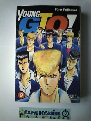 Young Gto Tome 9 / Livre Mangas Vf Pika Edition