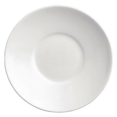 6X Olympia Rimless Soup/Pasta Bowls 280mm Dish Serving Tableware Crockery