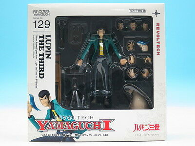 [FROM JAPAN]REVOLTECH YAMAGUCHI 129 Lupin the 3rd TV Anime Series First Edit...