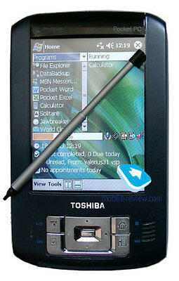 Toshiba Pocket PC E400 Win Mobile 2003 (PD400U-00002)