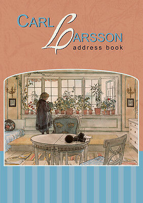 Deluxe Address Book - Carl Larsson