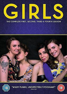 Girls - Season 1-4 [2016] (DVD)