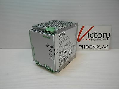 Phoenix Contact Quint-PS/1AC/24DC/20 Din Rail Power Supply (WB)