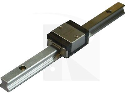 Linear Guide - Recirculating Ball Bearing Guide - arc20-ms (Track + Wagon)