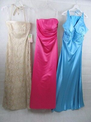 Dress Wholesale Long Party Prom Formal Evening Ball Gown Bridesmaid Wedding New