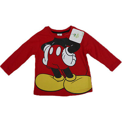Mickey Mouse Genuine Licensed Cotton Tshirt - FAST 'N' FREE POSTAGE