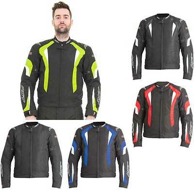 RST R16 R-16 Sports Street Textile Bike Motorcycle Jacket | All Colours & Sizes