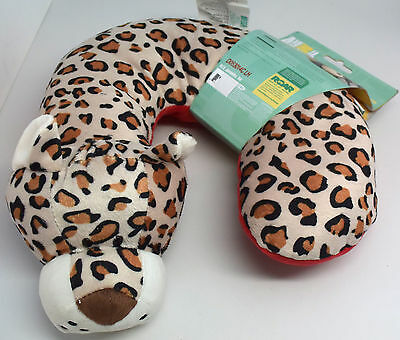 Animal Planet Neck Support, Leopard {JR6 AS90