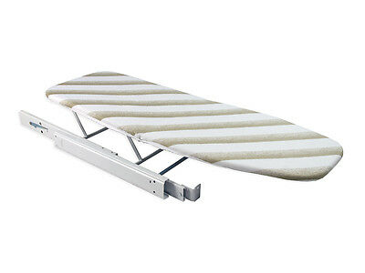 Pull-Out folding Ironing Board built-in Drawer lateral Ironing Board