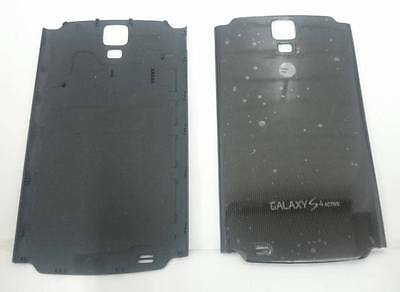 Generic Galaxy S4 i537 Battery Door Back Cover Black (At&t) No Rubber New Other