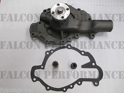 NEW Water Pump w/Gasket for Buick 364 V8 1957-58 Replaces OE 1392824,1396560