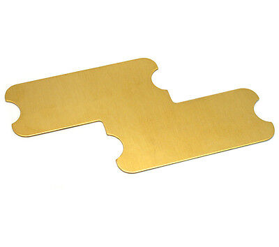 Fender Pickup Grounding Shield, Precision P Bass Brass 0014290020