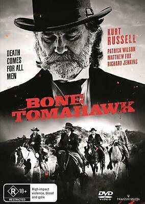 Bone Tomahawk - DVD Region 4 Free Shipping!