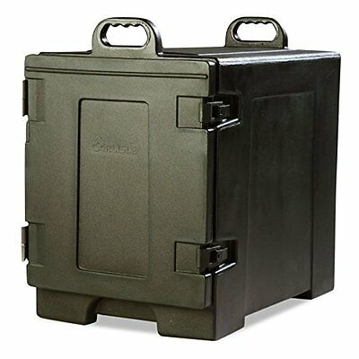 Carlisle PC300N03 Cateraide Insulated Front End Loading Food Pan Carrier, 5 P...