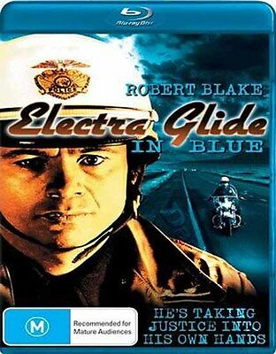 Electra Glide in Blue NEW Classic Blu-Ray Disc J. William Guercio Robert Blake