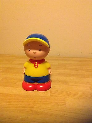 "Caillou 6"" Rubber Toy Figure Doll"
