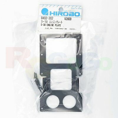 Hirobo 0402-302 S-30 Engine Plate #0402302 Helicopter Parts