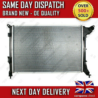 Mini One / Cooper R50,r52,r53 Manual/auto Radiator Without Air Conditioning New