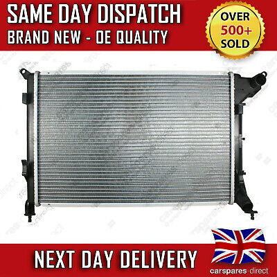 *New*Mini One/Cooper/Convertible R50, R52, R53 Man/Auto Radiator Without Air Con