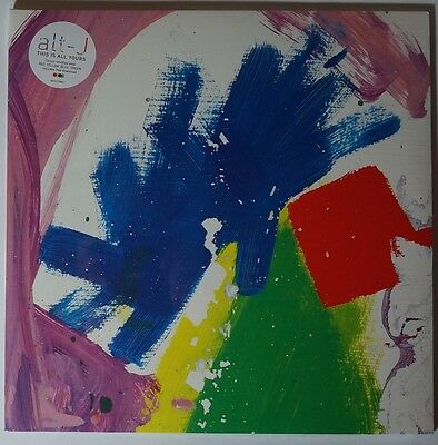 Alt-J - This Is All Yours 2LP/Download Colour-Shuffled Vinyl NEU/OVP/SEALED