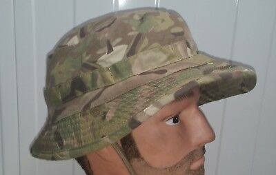 ARMY GIGGLE BUSH HAT OZZIE MULTICAM ADULTS - SIZES S to XL  NEW MILITARY COPY