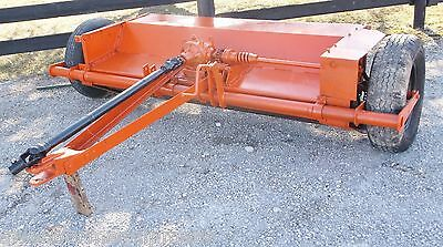 Used Allis-Chalmers 7ft Hay Crimper, Conditioner  *We Can Ship FAST AND CHEAP*