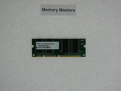 13N1526 512MB 100 broches DDR SO-DIMM Mémoire pour Lexmark