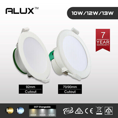 10W/12W/13W/16W Ip44 Dim/Non-Dim Led Downlight Kit Warm/Daylight White
