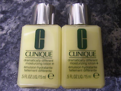 10 X 15Ml Clinique Dramatically Different Moisturizing Lotion Travel Size 150Ml