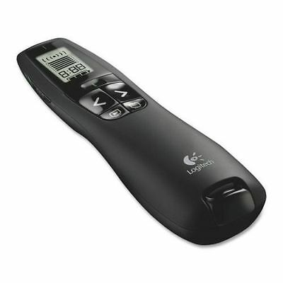 Logitech R800 Professional Wireless Presenter w/Green Laser Pointer Projection