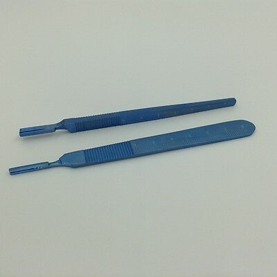 Titanium Blade handle Handles Scalpel handles ophthalmic surgical instrument