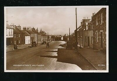 Scotland Wigtownshire WHITHORN George St c1920/30s? RP PPC