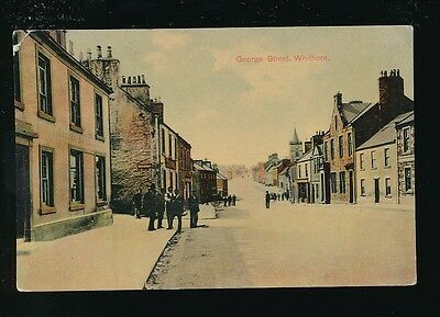 Scotland Wigtownshire WHITHORN George St used c1920s  PPC